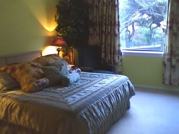 Cooper City condo rental - Master Bedroom with King Size Bed and Private Bathroom