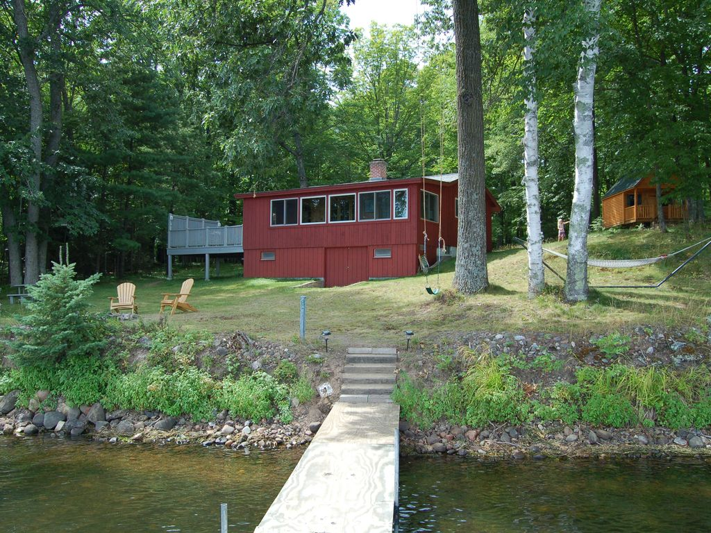Quiet Retreat On Lost Land Lake: 3 BR Vacation Cabin For