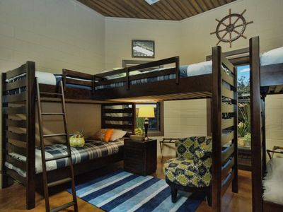 Lago Vista house rental - BUNK ROOM