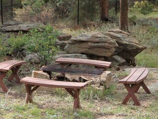 Estes Park house photo - Fire Pit