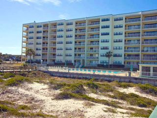 Fernandina Beach condo photo - Pool Overlooking Sandy Dunes