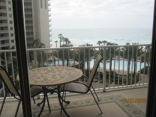Shores of Panama condo photo - Perfect Beach And Pool View From This 5th Floor Unit.