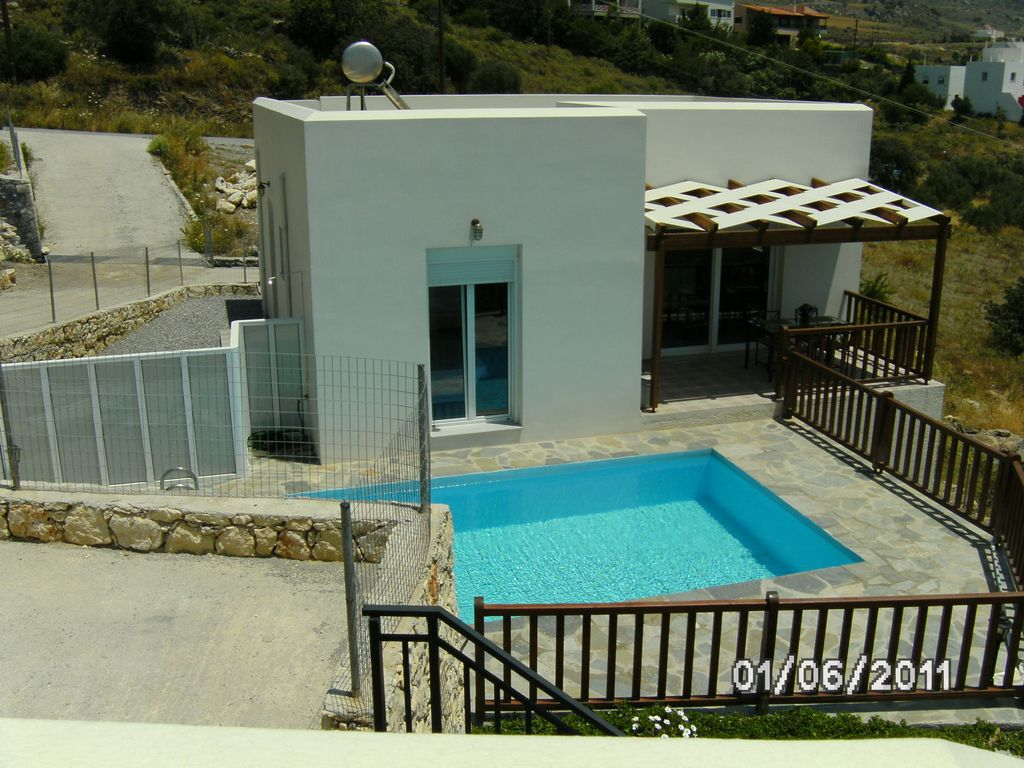 Holiday house, 63 square meters , Plakiás