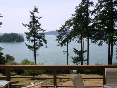 View Of  Islands From Deck