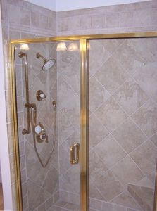 Isle of Palms house rental - Master Bath Shower