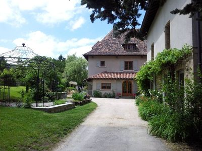 Bed & Breakfast in a House Lake Paladru