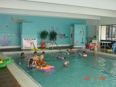 Indoor Part of Pool