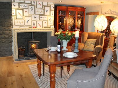 8% discount on headline price if booked direct with owner on 3 luxury cottages  - The Coach House