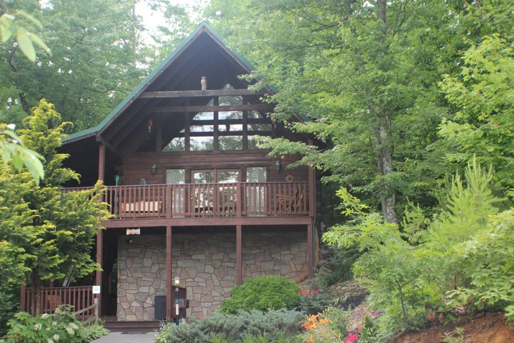 Luxury Log Cabin Outstanding Mountain Views Book Now