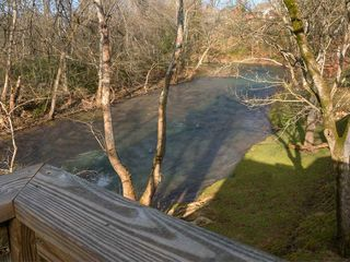 Pigeon Forge chalet photo - You could be tubing down the river