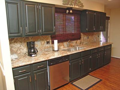 Big Bear Lake house rental - Kitchen