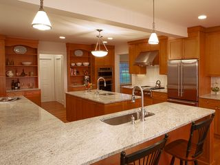 White Lake house photo - Everything that you need in this kitchen for a large gathering.