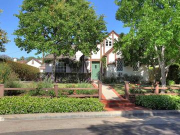 Hope Ranch house rental - Renovated San Roque Retreat with beautiful landscaping
