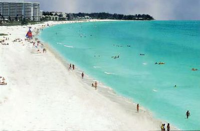 3 mile siesta key beach