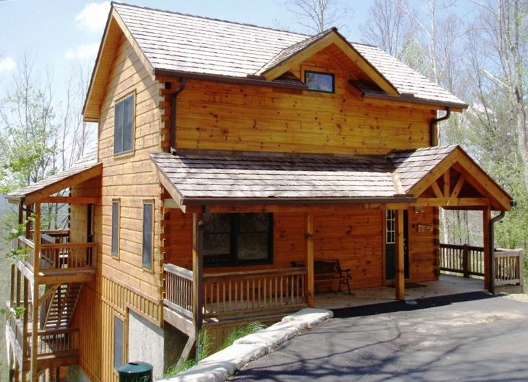 Asheville vacation rental vrbo 311969 4 br smoky for Cabin rentals near smoky mountains