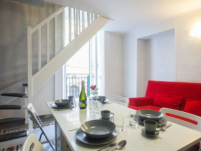 Deluxe Studio on two levels in the heart of Naples