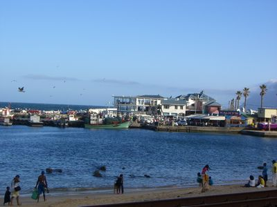Kalk Bay Harbour