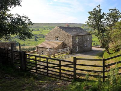 Laykin Cottage, Low Row Near Richmond In The Yorkshire Dales