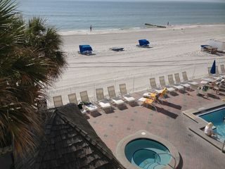 Madeira Beach condo photo - Pool and Hot Tub reserved for Building Guests Only