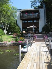 View from dock - Bolton Landing house vacation rental photo