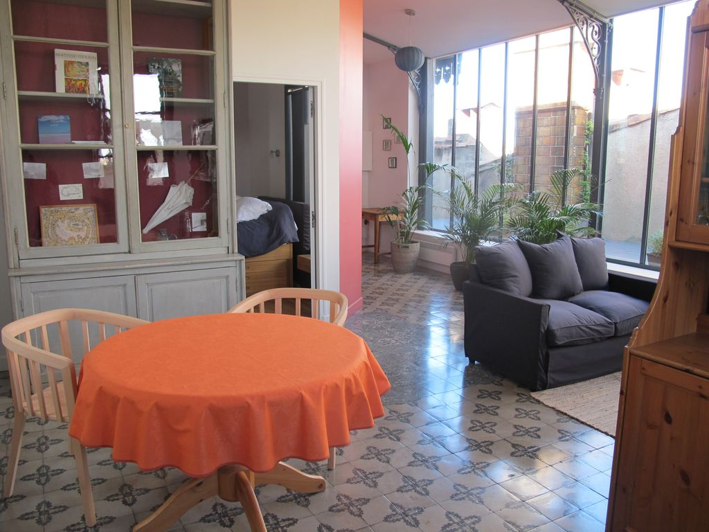 Peaceful apartment, close to the beach , Carcassonne