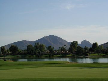 Several top golf courses within minutes of your home.