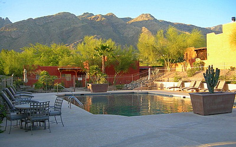 Catalina vacation rental vrbo 571550 2 br tucson for Mt lemmon cabin rentals pet friendly
