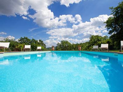 Villa Rosaspina from 1700's. Private pool, Air-conditioning, Jacuzzi, DSL/Wi-Fi