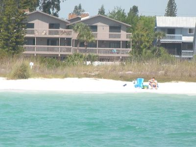 picture of condo from the water