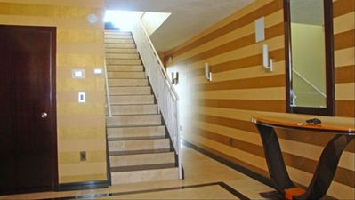 Deerfield Beach condo rental - Stairs to penthouse