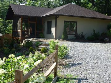 Asheville house rental