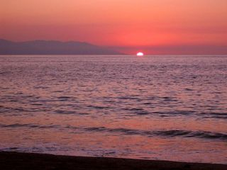 Puerto Vallarta condo photo - Magnificent Sunset