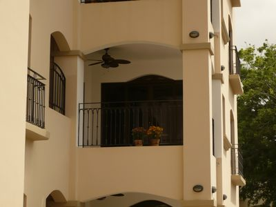 Jaco condo rental - Perched on the 2nd floor, our unit at Tres Regalos blends conveniece & privacy.