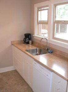 Seattle apartment rental - Complimentary coffee and dishwasher with detergent