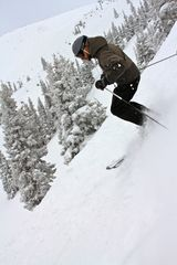 Local skiing. - Frisco condo vacation rental photo