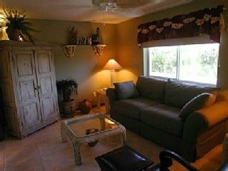 North Captiva Island house photo - Sitting Room