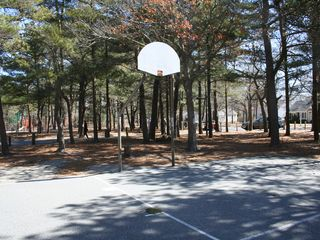 Yarmouth townhome photo - Basketball Court at Wings Grove Beach