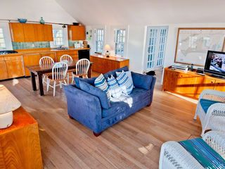 Vineyard Haven cottage photo - View Toward Dining Area & Kitchen