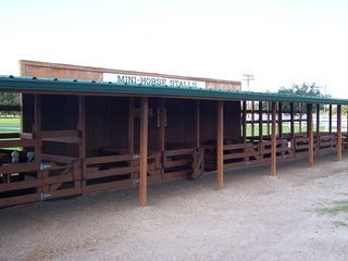 Lake Wales cabin photo - Westgate River Ranch - Mini Horse Stalls