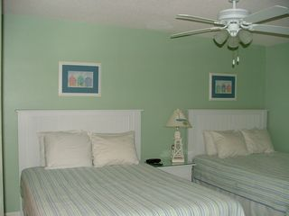 Fort Morgan condo photo - One of Two Guest Rooms with Two Queen Beds!