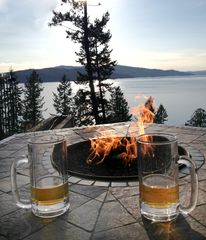 Sandpoint house photo - 'First Night!' guest photo