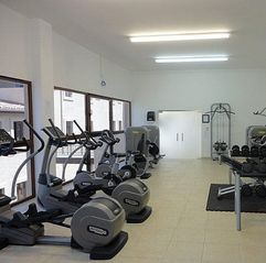 Cupecoy apartment photo - Gym Porto Cupecoy