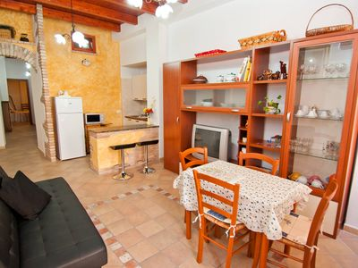 Apusentu is an independent apartment suitable for all families and intimate couples