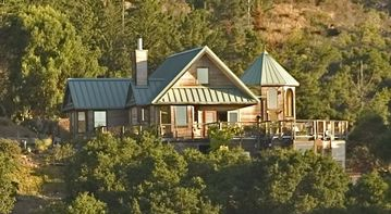Big Sur house rental - Overview of house