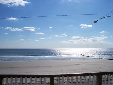 Sea Isle City townhome rental - View from 2nd Floor Deck