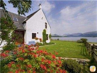 Oban, Isle of Mull & Lorn farmhouse rental - Seabank farmhouse