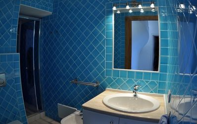 Torre delle Stelle house rental - bathroom 1