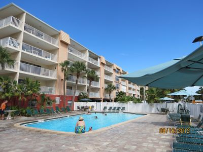 Indian Shores condo rental - .