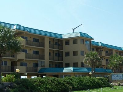 Amelia Island condo rental - Oceans of Amelia- 382 South Fletcher Ave.