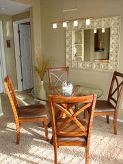 Park City condo photo - Dining room bathing in light